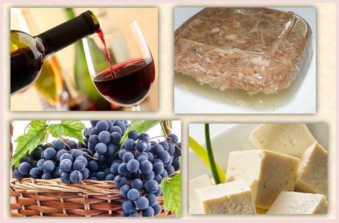 продукты содержащие гиалуроновую кислоту
