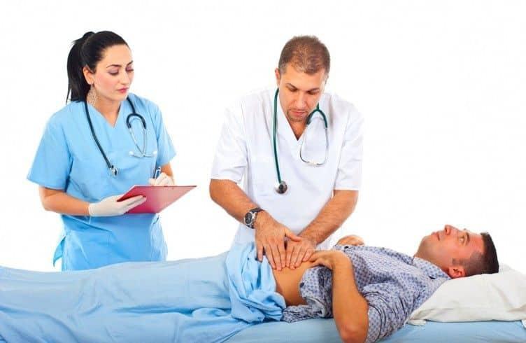 Кистозная полость в почечной ткани