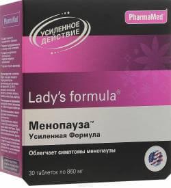 Lady's formula «Менопауза Усиленная формула»