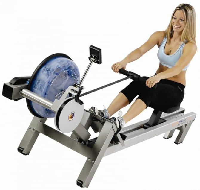 гребной тренажер как правильно заниматься чтобы похудеть