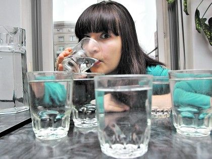 2 л воды