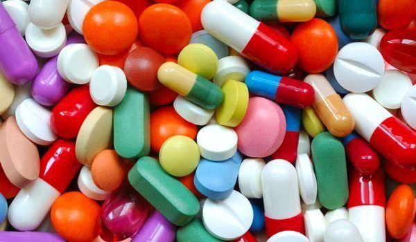 анитибиотики лечение