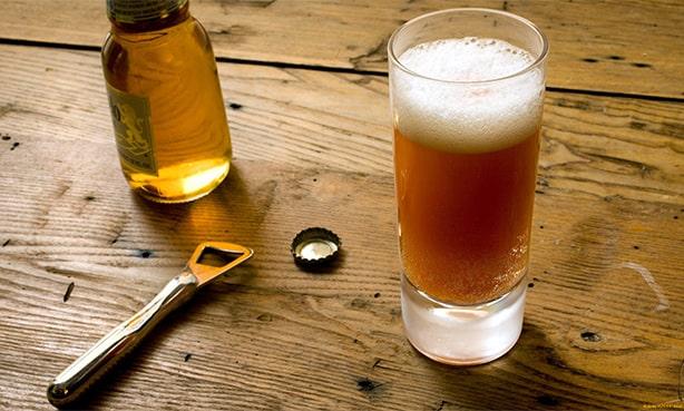 Стакан пива 0,33
