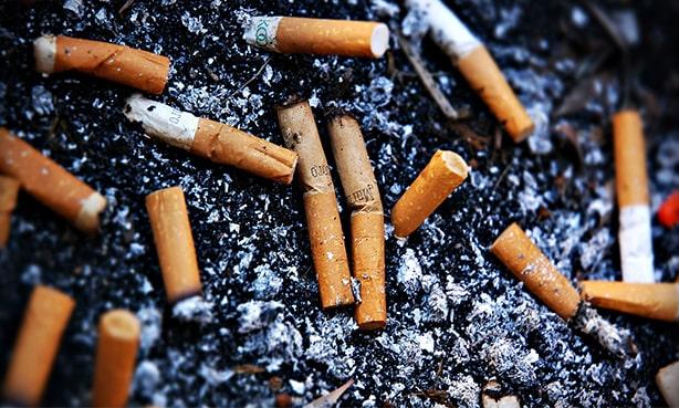 Вред сигарет