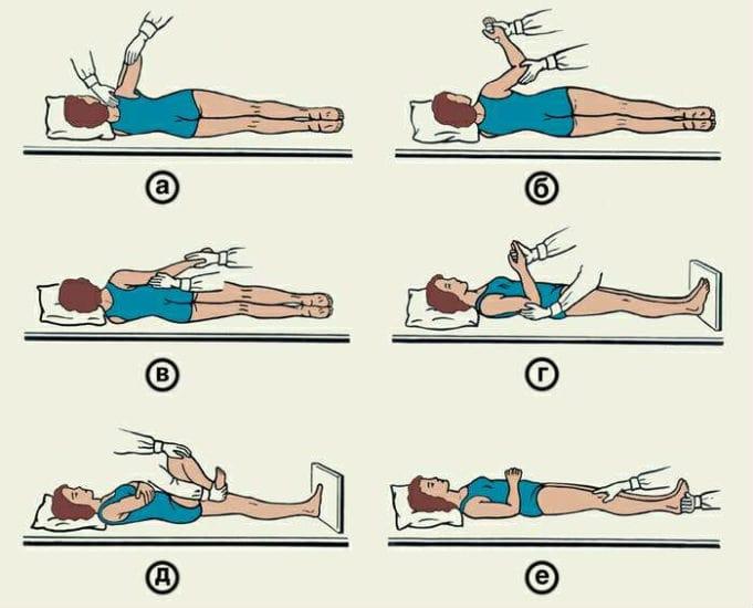 Упражнения в первые дни после сердечного приступа