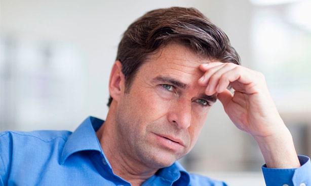 Подавленность, беспокойство после дефекации как симптом геморроидальной болезни