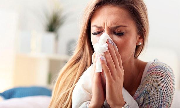 Сопли, заложенность носа