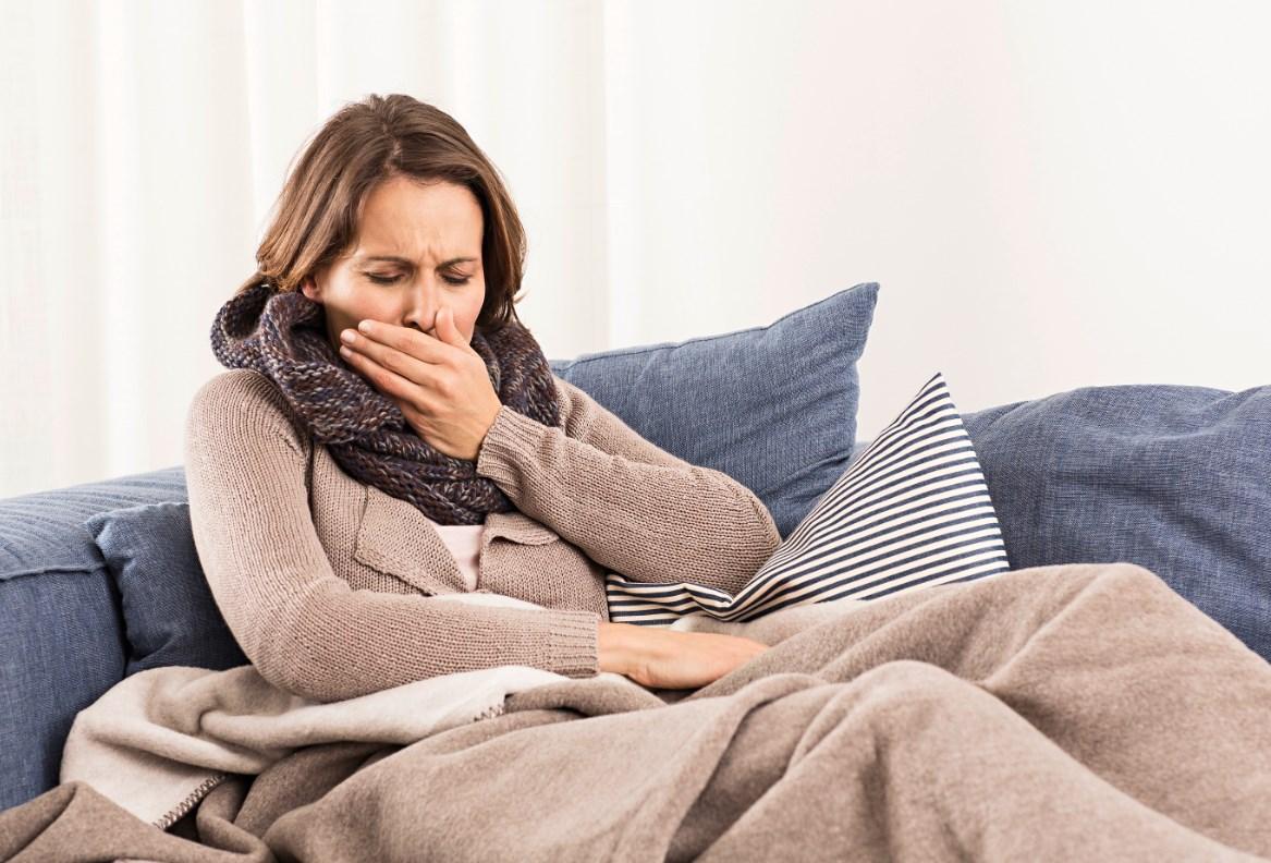 Температура и кашель