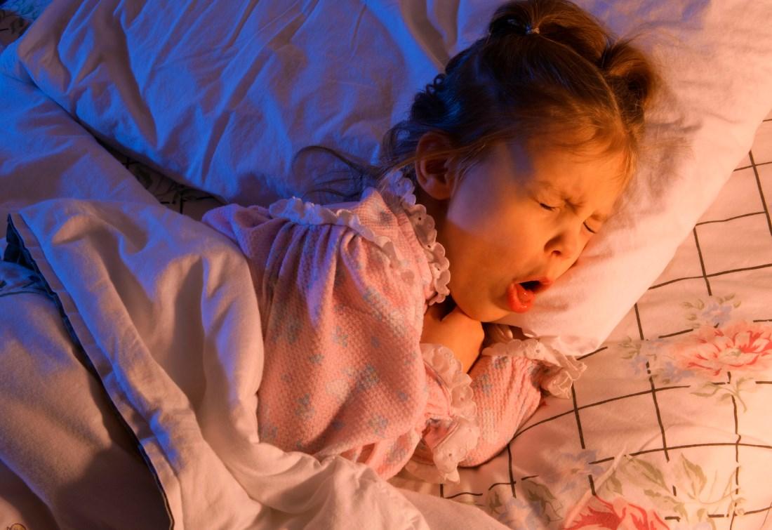 Симптомы ложного крупа у детей