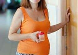 темная моча при беременности