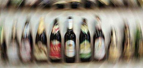 Головокружение от алкоголя