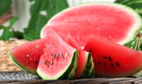 Арбуз – вкусная и полезная ягода