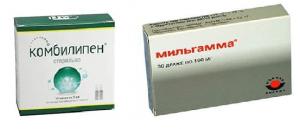 Комбилипен или Мильгамма: какой препарат лучше?