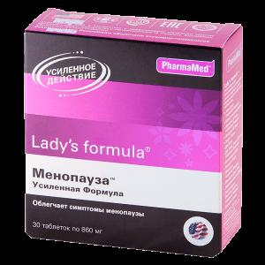 усиленная формула менопауза