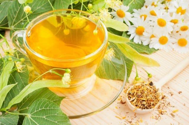 Травяные чаи при цистите