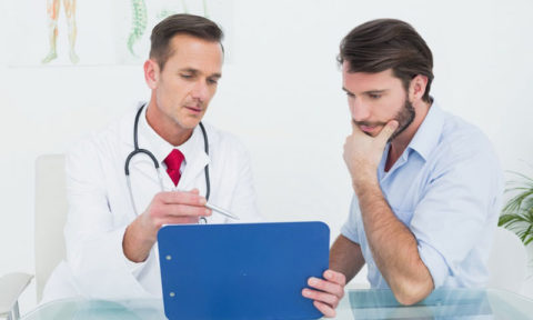 Доверьтесь своему лечащему врачу