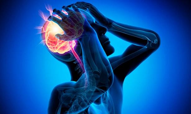 Нарушение кровообращение в мозге