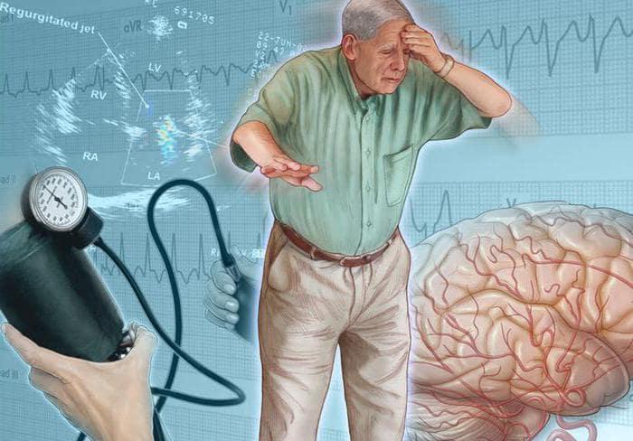 Ощущения и симптомы когда давление упало