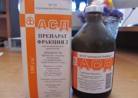 Фракция АСД-2 применяется при различных новообразованиях, но ее прием согласовывают с врачом.