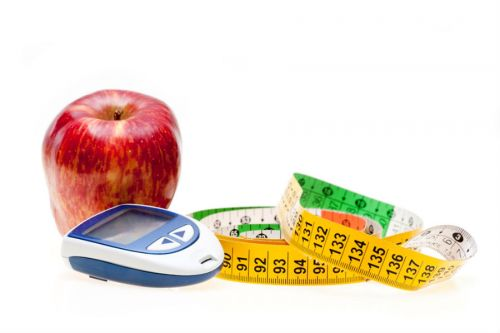 Яблоки и диета