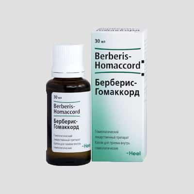 Герберис-Гомаккорд обладает противовоспалительным, спазмолитичным, обезболивающим действием.