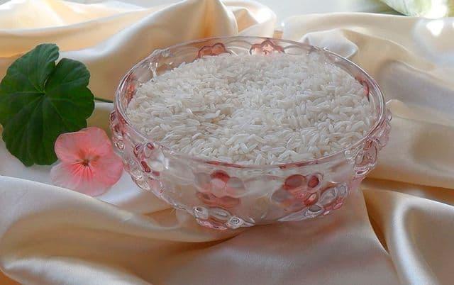 Очищение почек рисом
