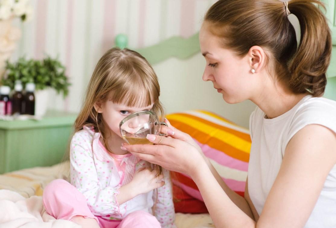 кашель у ребенка жидксоть