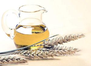 Масло заиз родышей пшеницы от прыщей