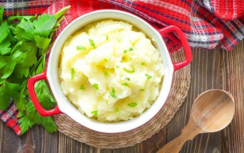 Картофельное пюре, всеми любимое, вкусное блюдо