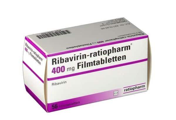 Рибавирин от уретрита