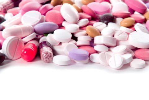 Медикаментозные средства.