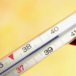 Может подняться температура до критических цифр.