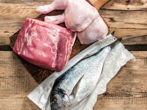 Можно ли мясо и рыбу?
