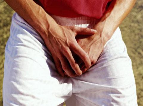Мужчины также, как и женщины могут страдать от воспаления мочевого пузыря, но у них это случается реже.