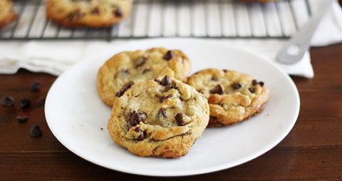 Несоленое печенье.