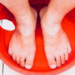 Ножные содовые ванночки помогут при воспалении мочевого пузыря.