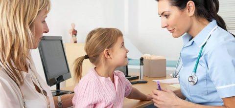 Обследование ребенка при цистите