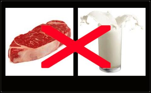 Ограничение употребления животных белков.