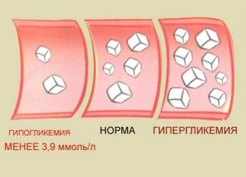Сахар крови