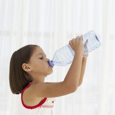 Потребление больших объемов воды – причина поллакиурии