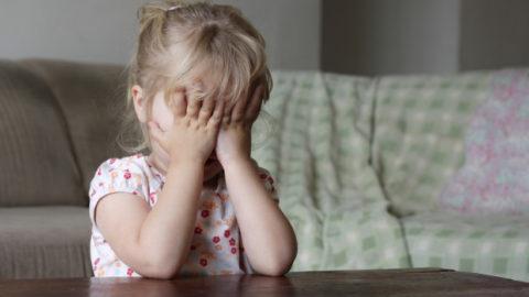 Поведение ребенка часто резко изменяется.