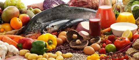 Правильное питание избавит от многих проблем