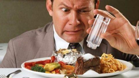 Правильное питание поможет уберечь почки и другие органы от развития заболеваний