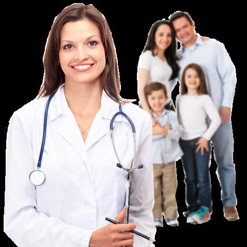 Правильный выбор врача важен при лечении детей