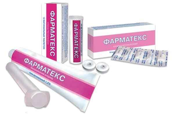 Препараты Фарматекс