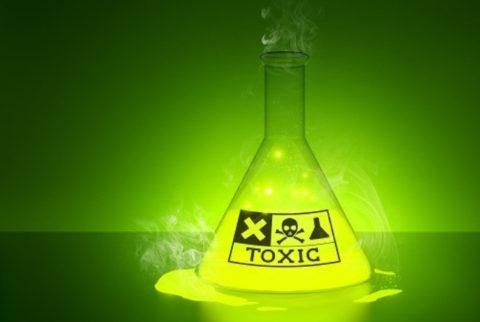 Радиация и токсины