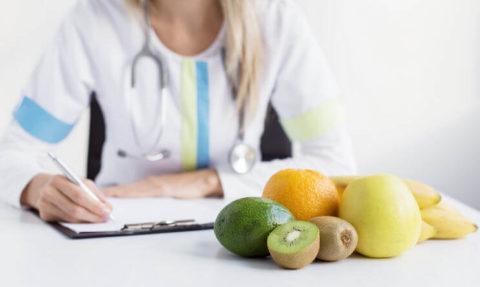 Разрешенные фрукты при диете №7