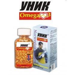 Рыбий жир Уник Омега-3
