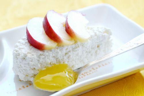 Творог на десерт