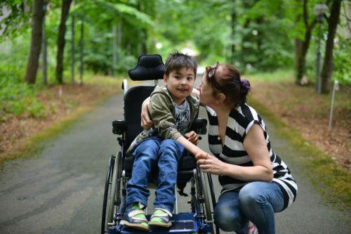 Детская инвалидность